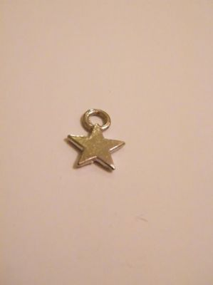 Mini Star Wine Glass Charm - Full Bead Style